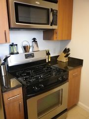 Midtown Manhattan apartment photo - Full Kitchen w/ pots and pans