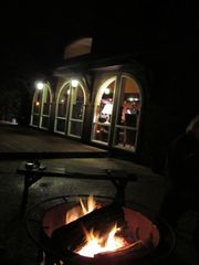 Fort Bragg chateau / country house photo - Fire pit