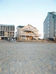 Old Orchard Beach apartment photo - Beachfront property on beautiful Grand Beach (OOB)
