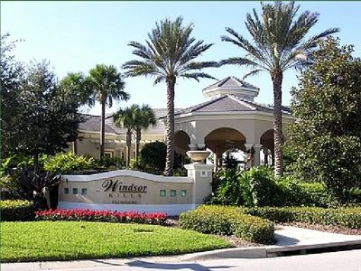 Windsor Hills Gated Resort Community 1.5 miles from Disney