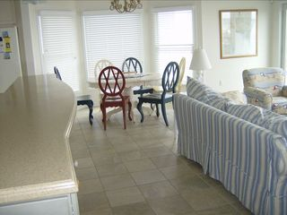 Kure Beach house photo - Dining area