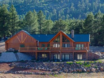 Williams cabin rental - Rustic Williams Retreat! Mountain Views, Quiet Nights, and Stars a Bright!