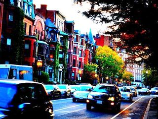 Boston condo photo - Commonwealth Avenue