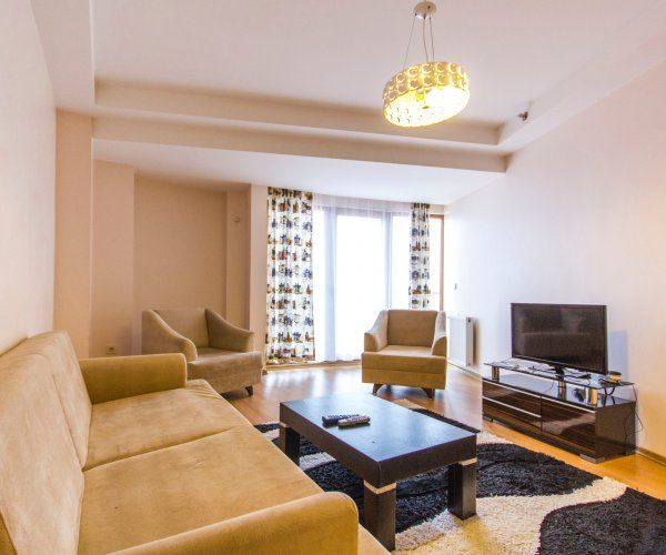 Residence with Amazing City Views in Beylikduzu
