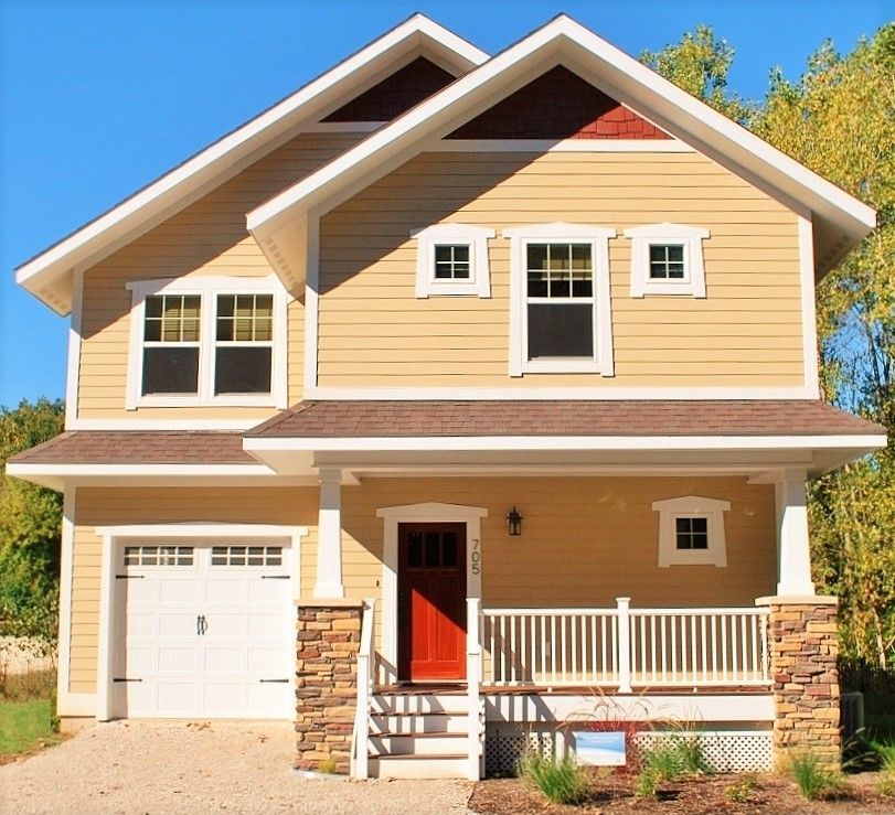 Cherry blossom perfect multi family homeaway south haven for Multi family beach house rentals