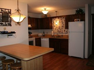 Tannersville townhome photo - Full Kitchen with everything you need