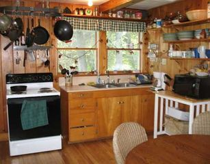 Rockwood cottage photo - kitchen