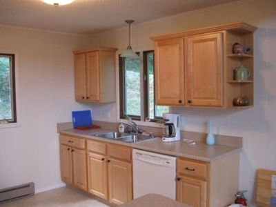 Spacious, Updated Kitchen