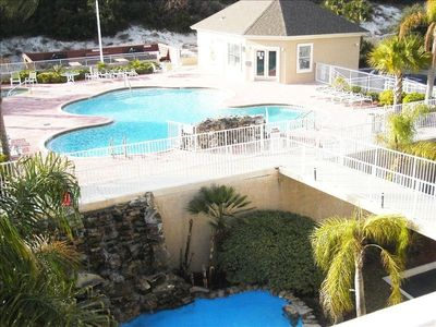 Ocean Park on Amelia Island 2 Bedroom / 2 Bath  Beautiful Ocean View!