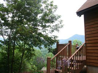Bryson City chalet photo