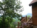 Bryson City chalet vacation rental photo