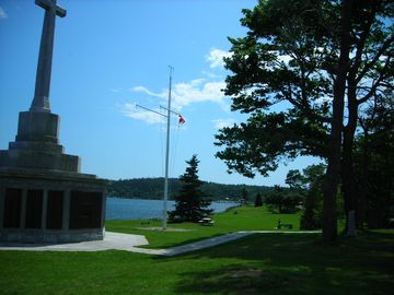 Point Pleasant Park, a few blocks from The Heritage