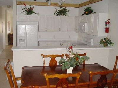 Sun Lake condo rental - Kitchen