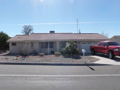 Lake Havasu City house rental - STREET VIEW