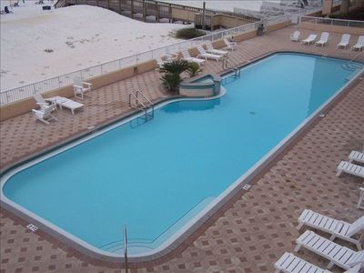 This Pool Has Room For Everyone! Come Relax Where YOU Belong!