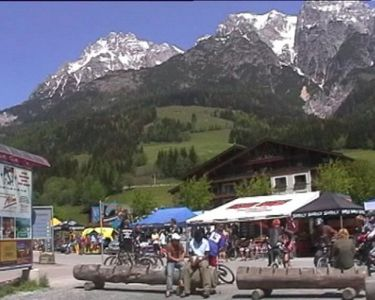 Bike Park 300metres from Chalet