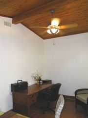 San Antonio house photo - Office workspace with WiFi and color printer/copier.