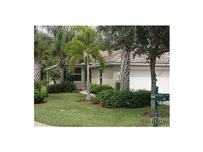 Fort Myers house rental - View of home from the street