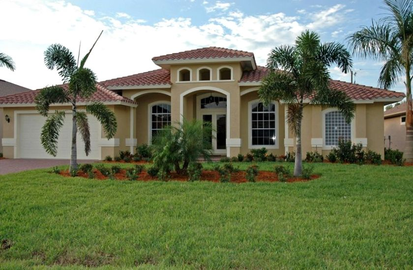 Image gallery naples florida big houses for Big houses in florida