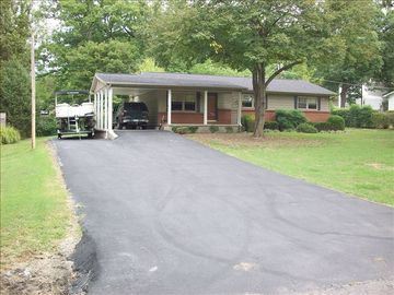 Lake Barkley house rental