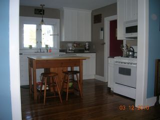 Boothbay Harbor house photo - Kitchen