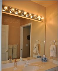 Vacation Homes in Marco Island house photo - Bathroom next to bedrooms upstairs, pic 1