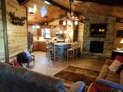 Deer Run Special for January and Febuary. Great place for a get away.