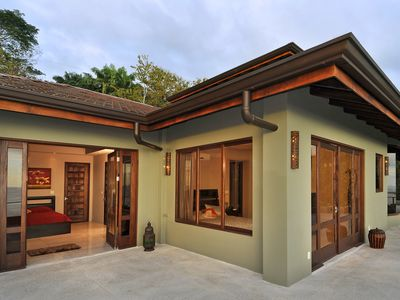 Dominical house rental - Upper Terrace