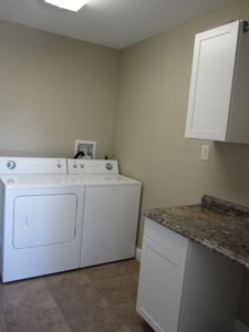 Laundry facility's are right on premises. all brand new!!
