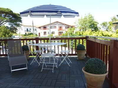 Large studio with 21m2 terrace situated close to the Bay Ranked 3 *