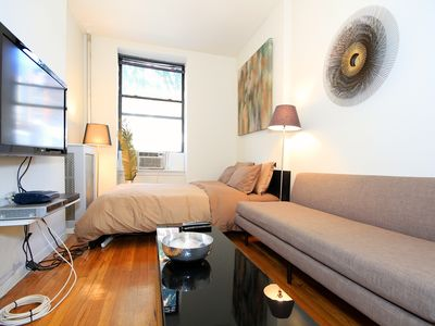 Stylish Studio in Times Square/Theater District