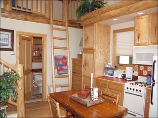 Snowmass Village house photo - Lock off kitchen and loft
