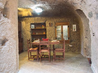 Photo for 2BR Cottage Vacation Rental in Artenara