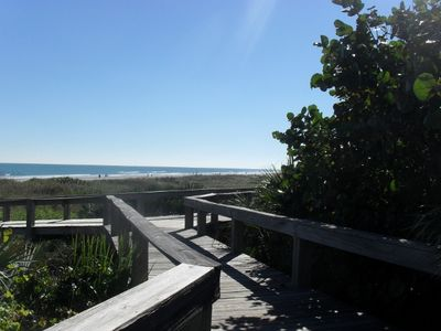 Windsor Palms condo rental - a 45 minute drive east takes you out to beautiful Cocoa Beach!