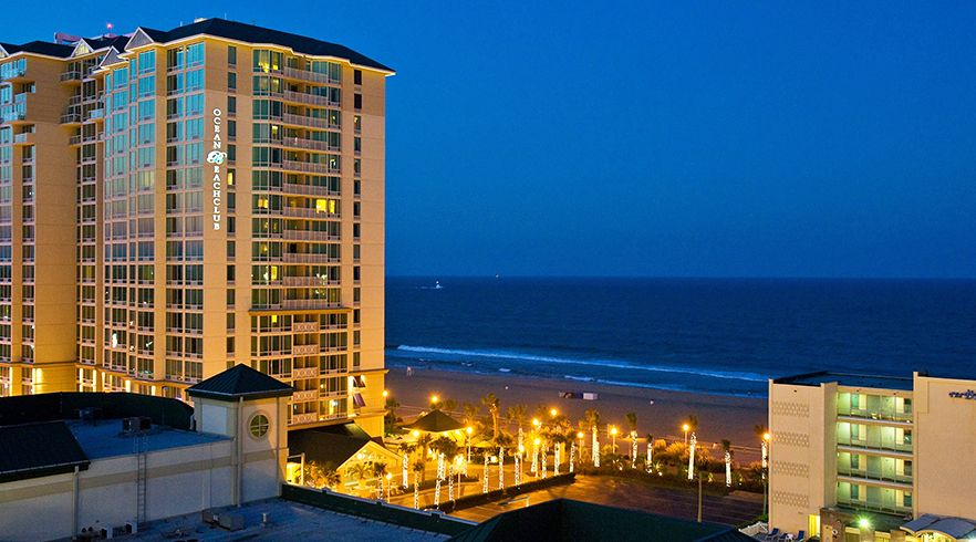 Ocean Beach Club Oceanfront Family Friendly Upscale Resort In Virginia Beach
