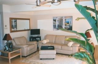 RELAX & ENTERTAIN IN SPACIOUS LIVINGROOM - Provincetown condo vacation rental photo