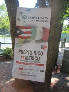 The Davis Cup is coming to Palmas. Our tennis facilities are just great!
