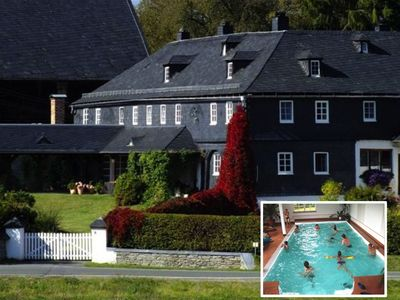 quiet apartment, on-site swimming pool, children up to 7 years free after 1/2 price - *****FeWo 'Schultheiß'