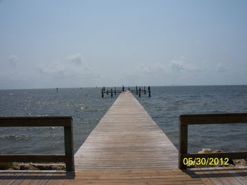 "Try & catch ""the big one"" off the 250ft fishing pier! B..."