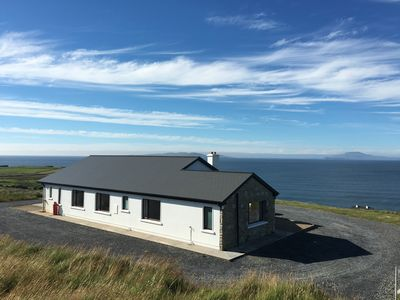 Luxury home with spectacular sea views on the Wild Atlantic Way