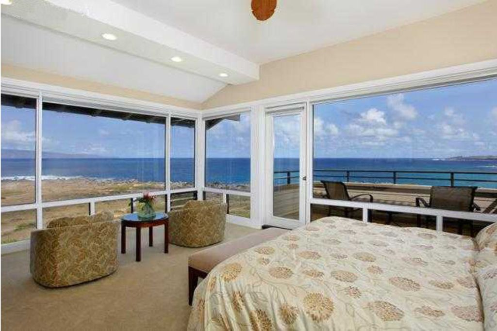 amazing gold oceanfront villa   vrbo vacation house rentals in hawaii maui