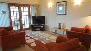 Largs house photo - The lounge... modern, spacious and comfortable.