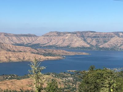 Spacious 2 bed 2 bath bungalow at a convinient location in Bhilar Panchgani