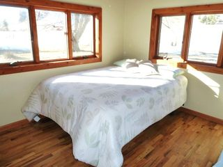 Absarokee cabin photo - Bedroom also has a twin bed.