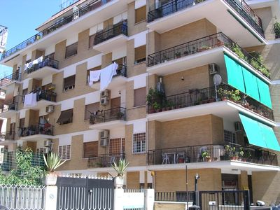 Monte Verde apartment rental - Building