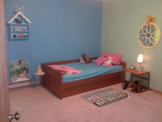 Lake Ariel house photo - Kids Bedroom with pull out bottom for 2 singles