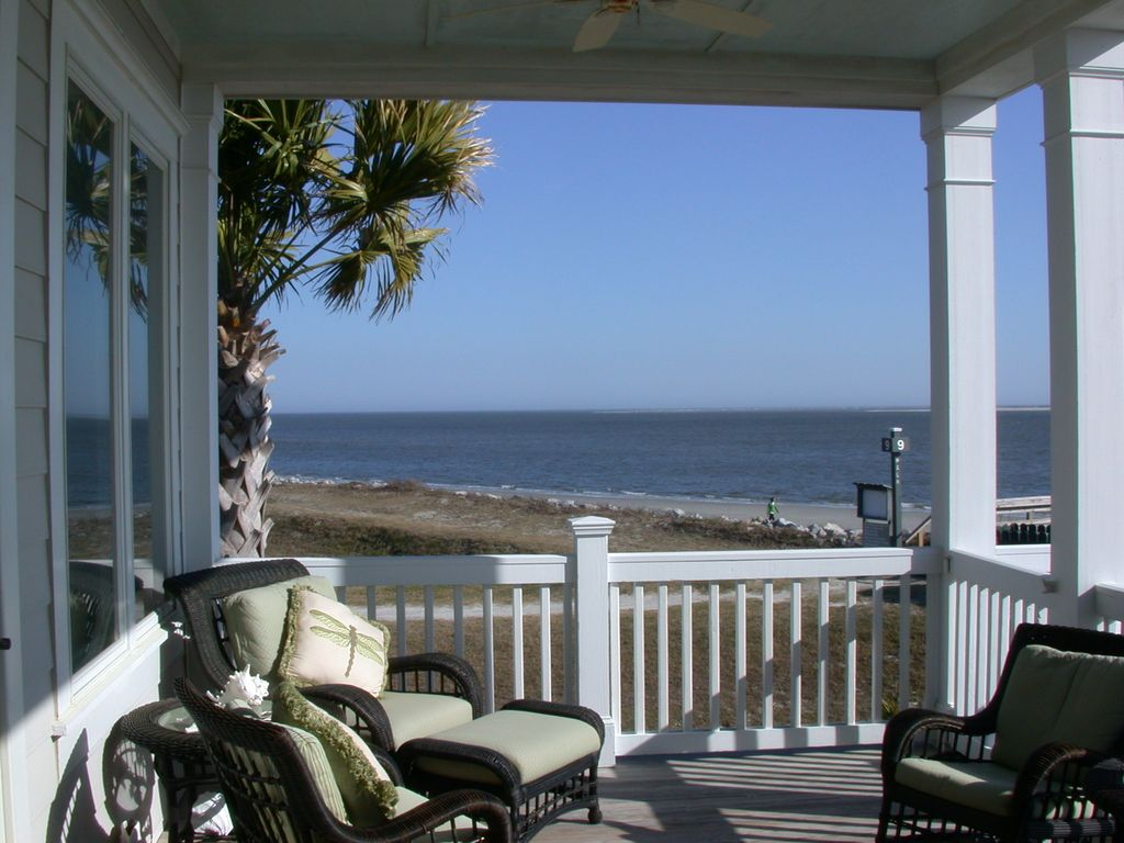 Seabrook Island Vacation Rentals Oceanfront