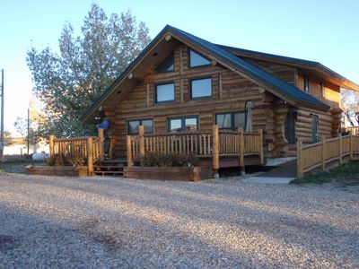The Cabin at Riverside Located in Riverside, Wyoming