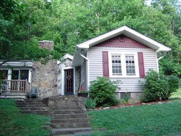 Asheville house rental - Mountain High - where peace fills your soul
