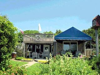 Cape May cottage rental - Fabulous bay front cottage